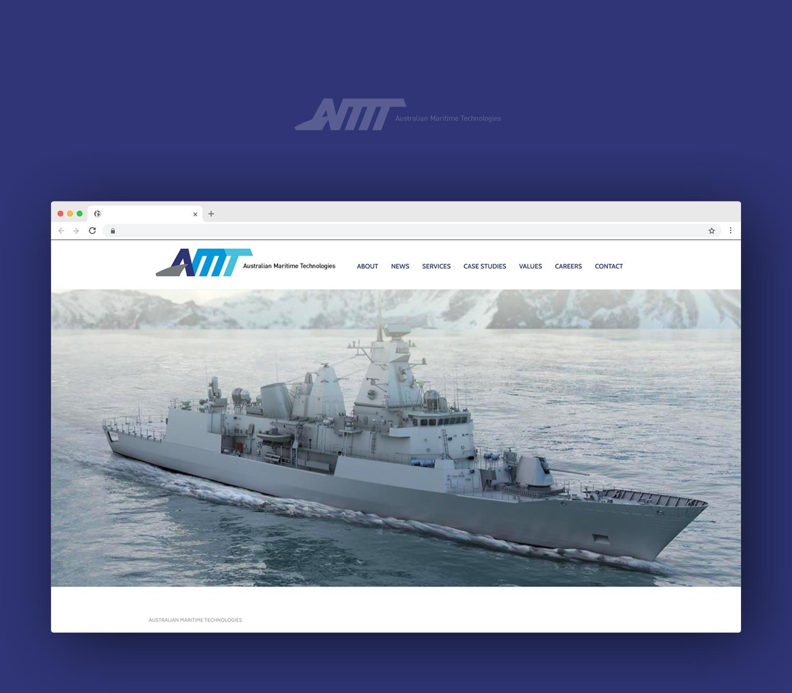 Australian Maritime Technologies: Naval Engineering Consultancys