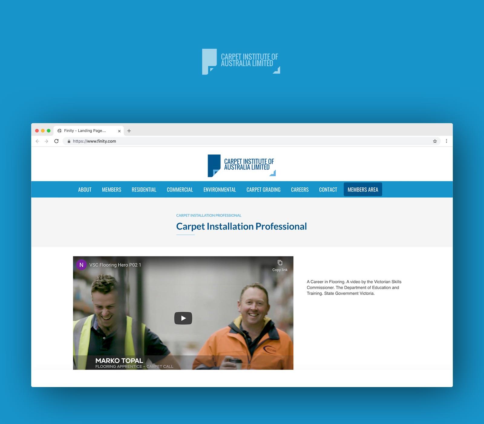 Carpet Institute of Australia Limited: Industry Associations