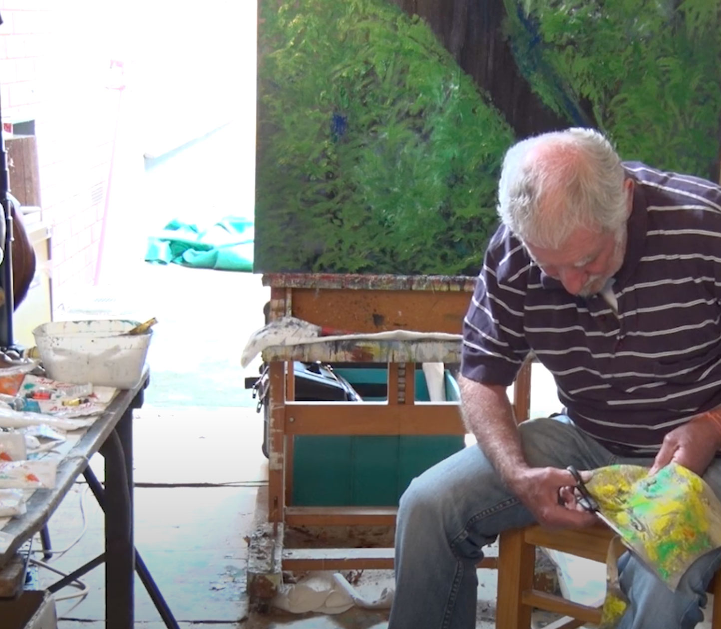 Ian Grigg: Abstract Artists